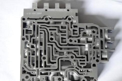 自动变速箱阀体的检修