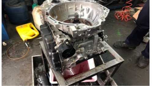 卡罗拉变速箱异响维修案例