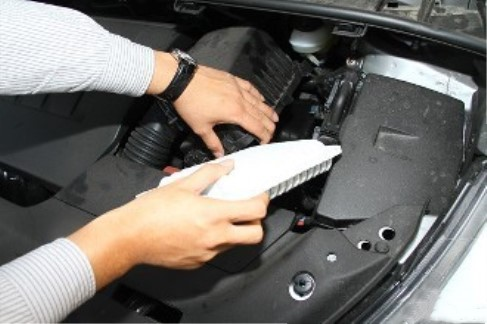 汽车空气滤清器