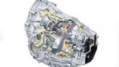 自动变速箱DSG的介绍