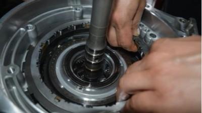 自动变速箱锁止离合器的介绍