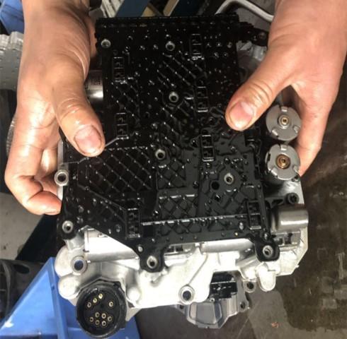 广发自动变速箱维修